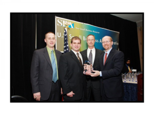 Photo from 2011 Tibbetts award ceremony (http://sbir.gov/ipaper_download/67021, 2013-08-18)